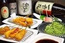 Dining Fry KUSHISAI (串彩) お店のページへ